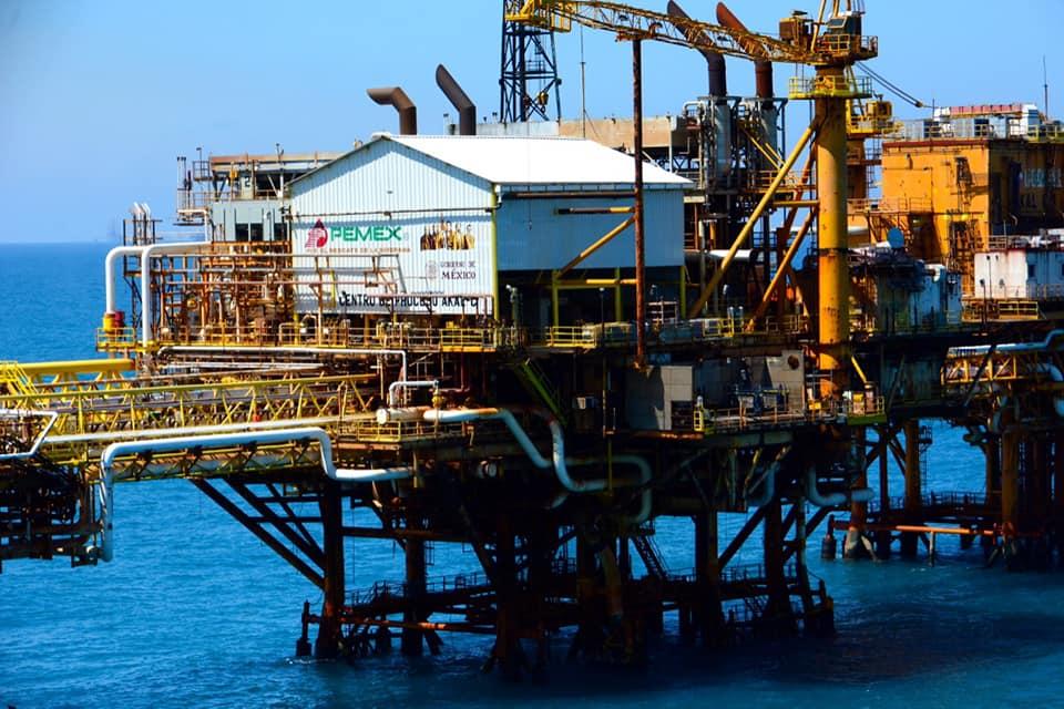 Ingresos por petróleo registran incremento del 26.8%