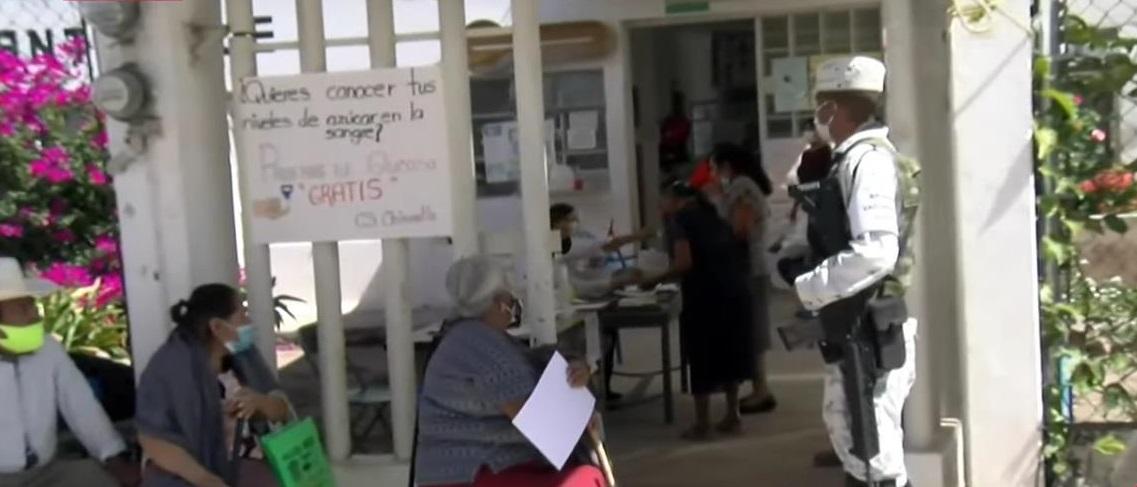 Gobierno de Puebla aplicará vacunas en domicilios