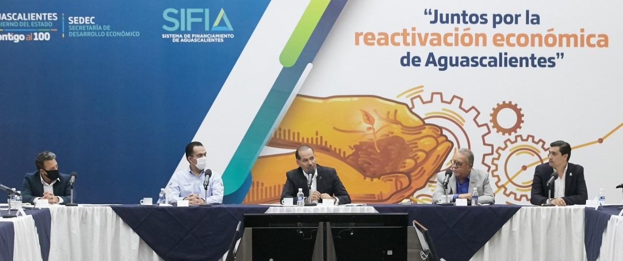 Micro y pequeñas empresas reciben apoyos del SIFIA
