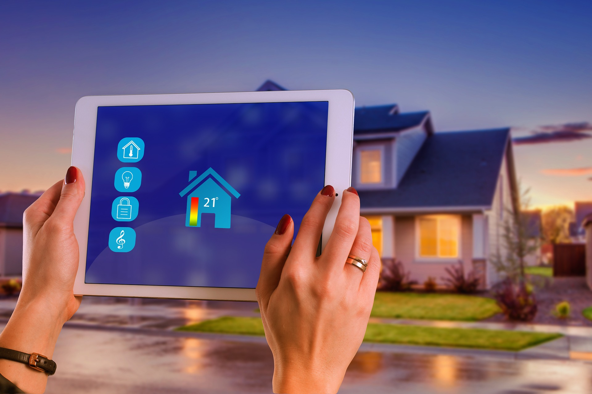 Estos gadgets harán tu hogar más seguro