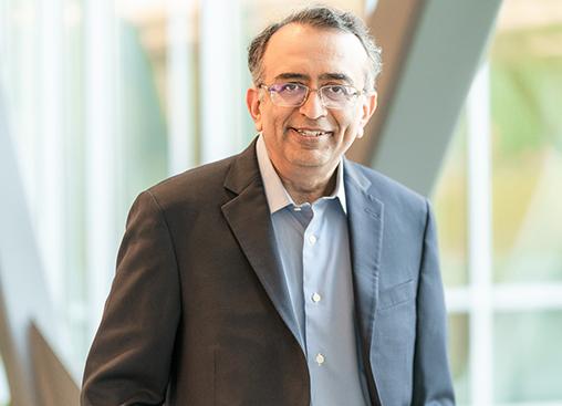 BIO: Rangarajan Raghuram nuevo CEO de VMware