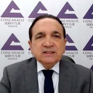 Concanaco Servytur presenta propuestas para recuperación económica