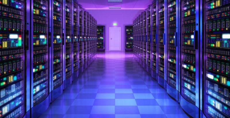 Almacenamiento ágil y automatizado para empresas