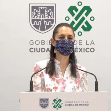 Sheinbaum sí se vacunará contra COVID 19