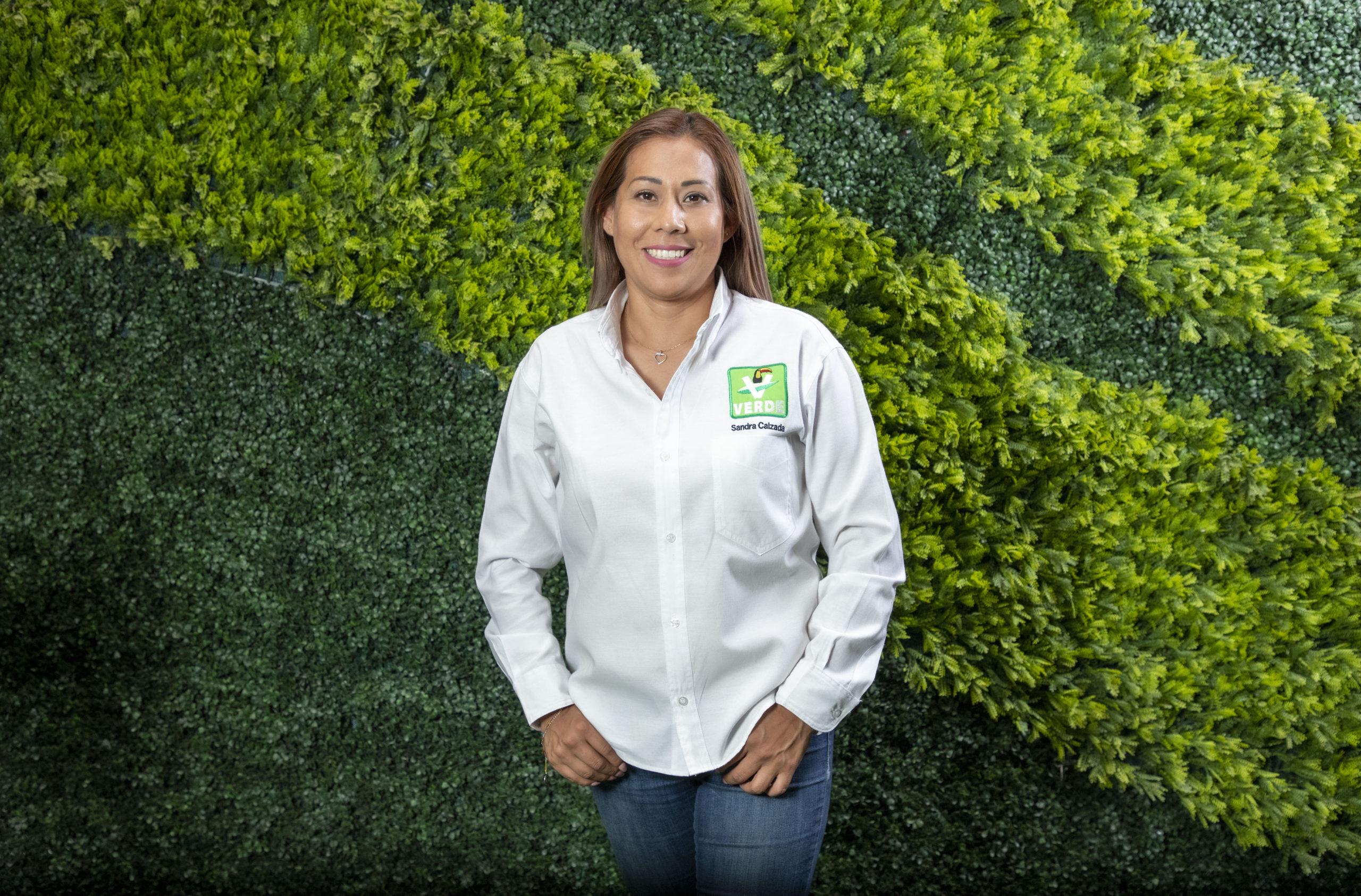 Beneficiar a la sociedad debe ser prioritario: Sandra Calzada