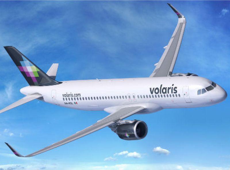 Volaris lista ante degradación de seguridad aérea de México