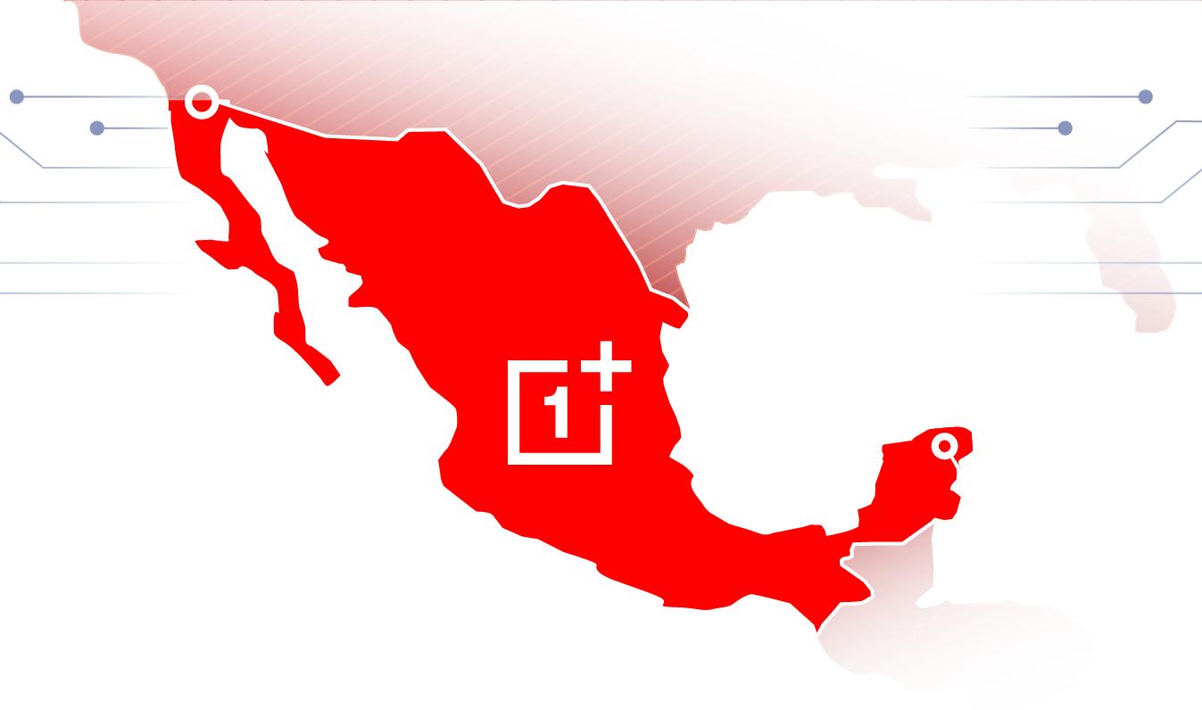 OnePlus ampliará su presencia en el país