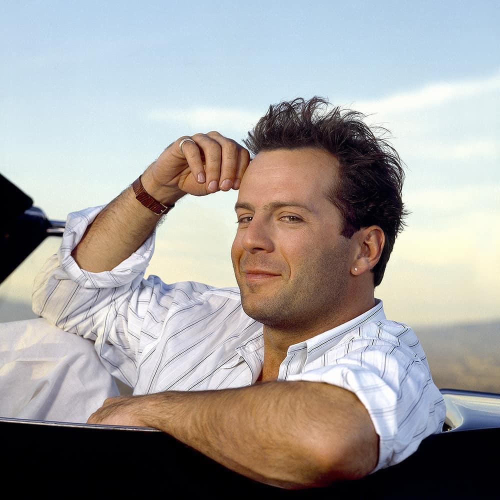 Bruce Willis en la nueva campaña de cerveza mexicana