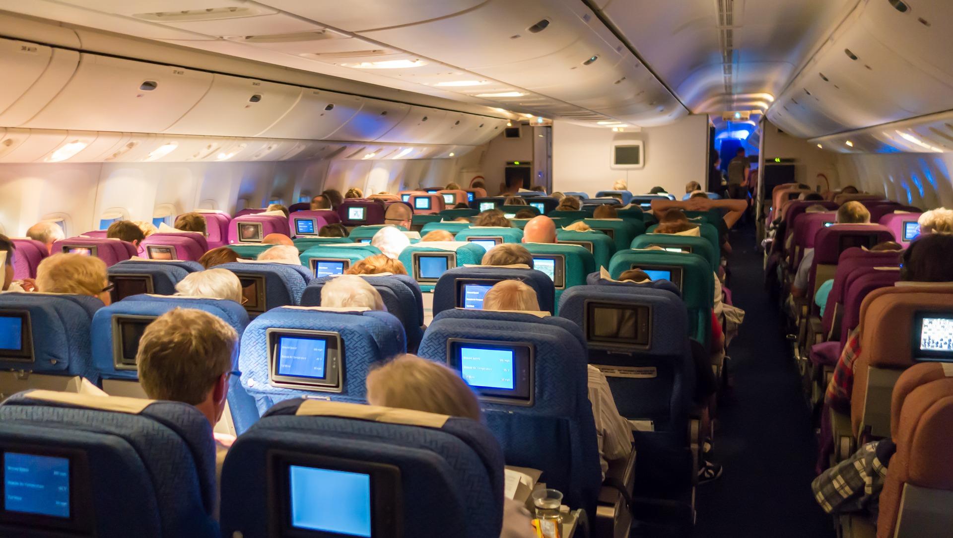 En verano aumentarán 125% los asientos de avión de Europa a México