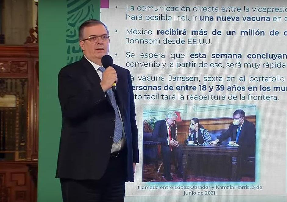 México es el sexto país en suministrar más vacunas contra COVID-19