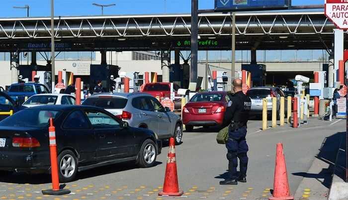 Cierre fronterizo entre México y EU hasta el 21 de agosto