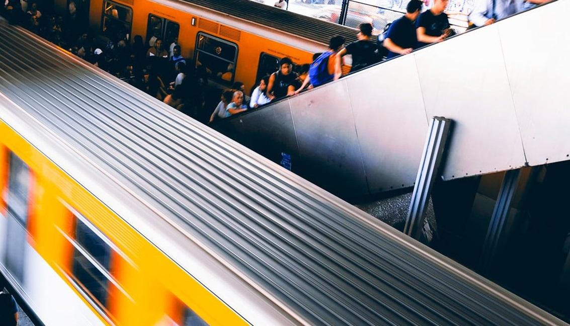 Número de pasajeros en transporte público aumenta durante mayo