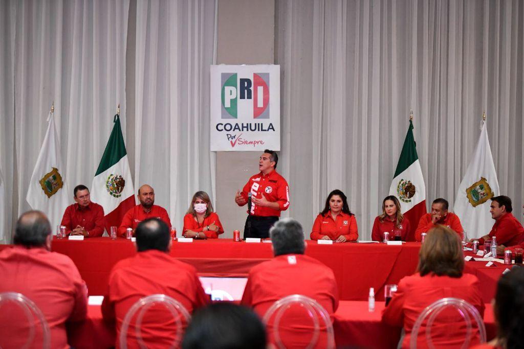 Priístas listos para regresar a la presidencia en 2024: Moreno