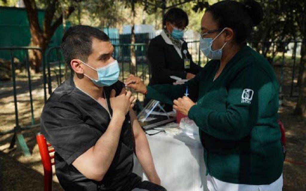 2 + 1 la estrategia para incentivar vacunación en Chiapas