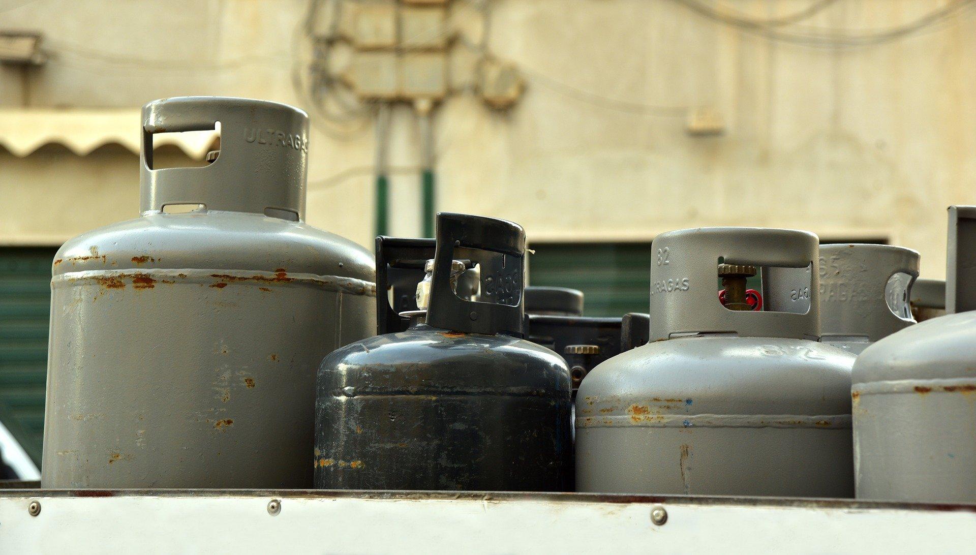 Paro de gaseros afecta a ciudadanos