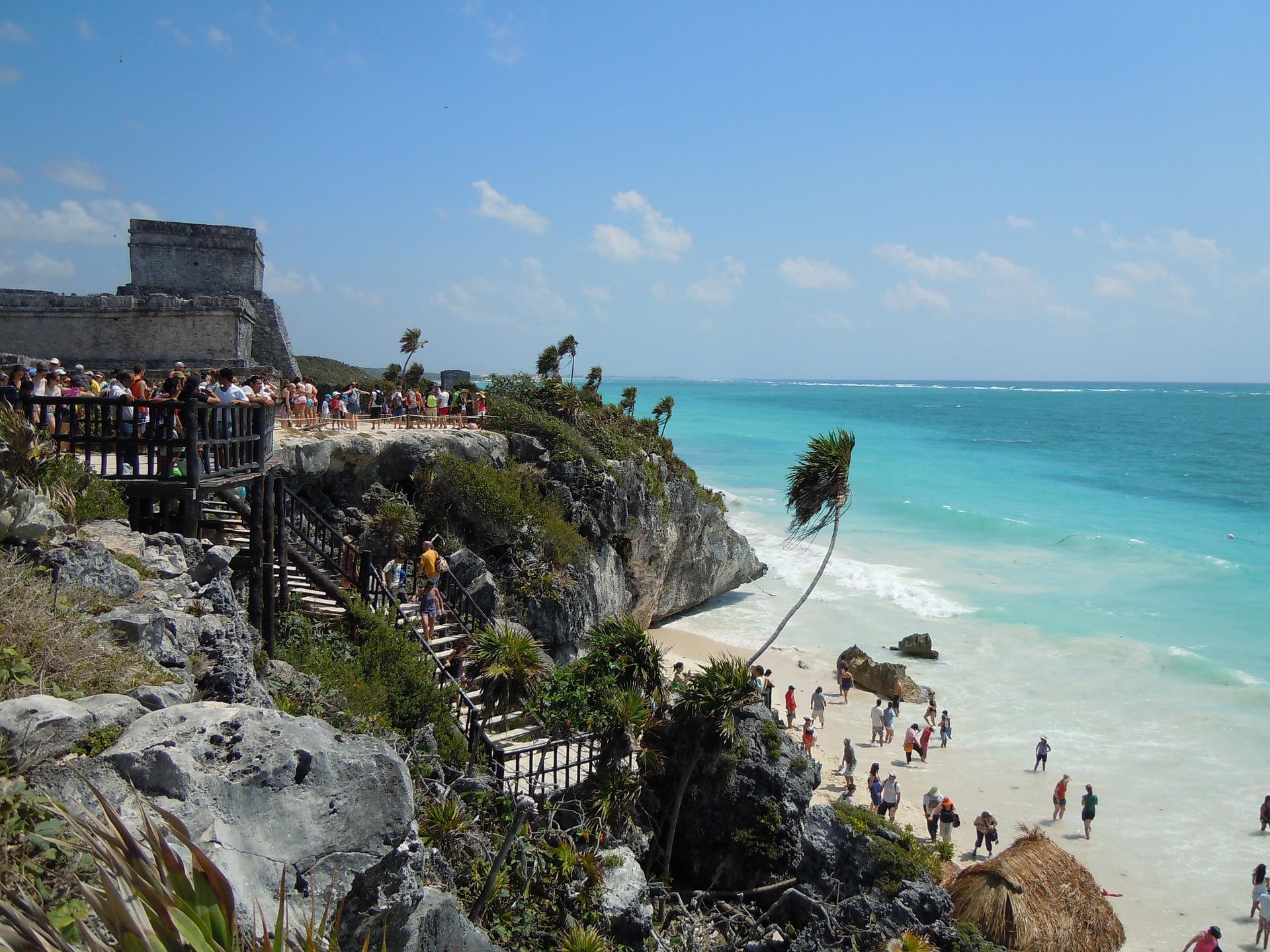Riviera Maya reporta ocupación por arriba del 60%