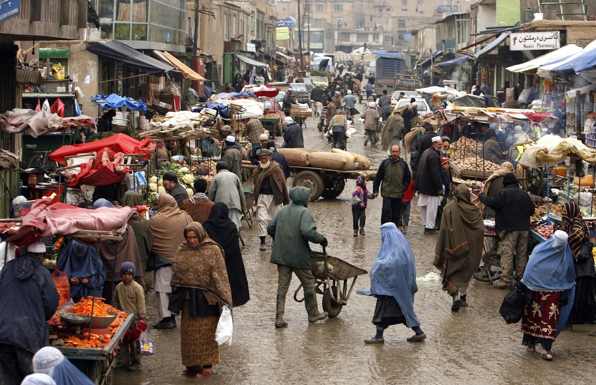 Afganistán, dos décadas de lucha continua