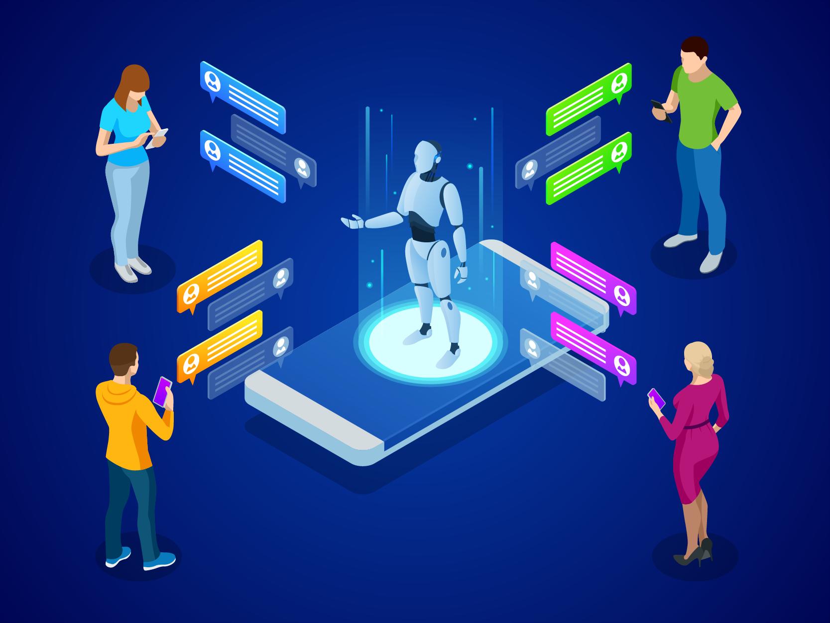 Chatbots herramienta de productividad para las empresas