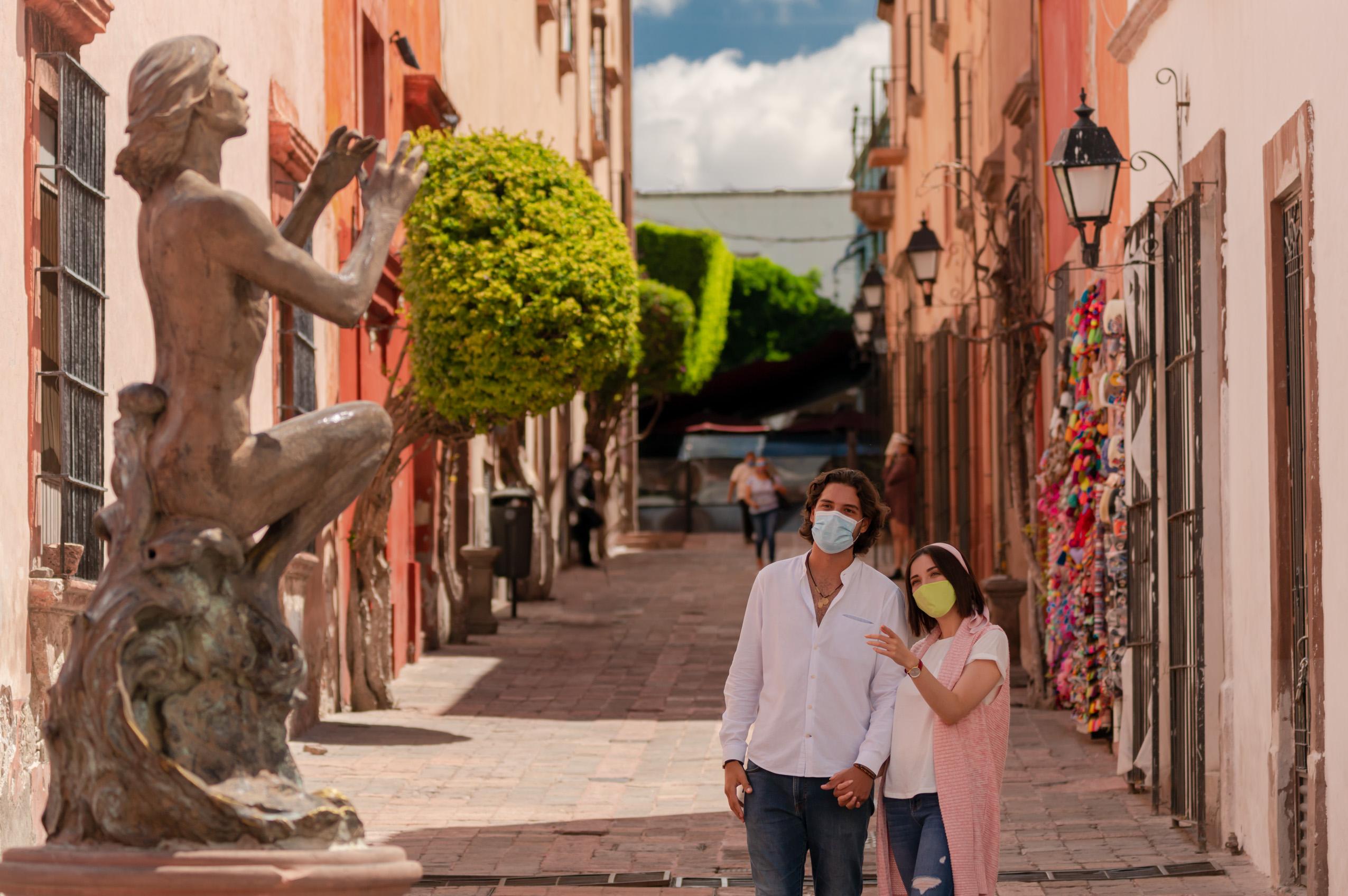 De 2015 a 2021 se destinaron 560 mdp en infraestructura turística en Querétaro