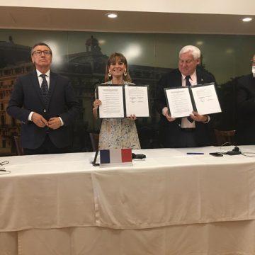México y Francia estrechan relaciones en materia de seguridad alimentaria