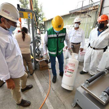 Gas Bienestar llegará a Tabasco hasta 2022