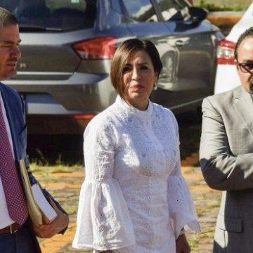 Juez niega libertad condicional a Rosario Robles