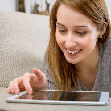 La interacción con clientes digitales